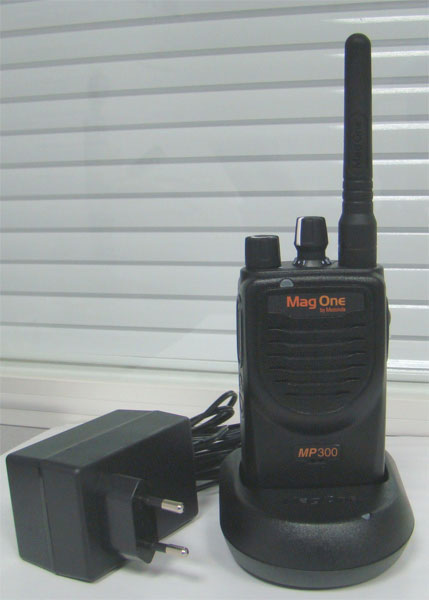 Motorola MP-300 Mag One. Фото N2